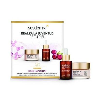 Sesderma Pack Reti Age Crema+Resveraderm serum