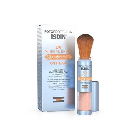 Isdin Fotoprotector Spf 50+ Mineral Brush 2g