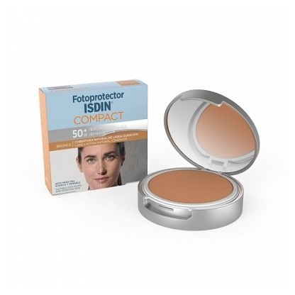 Isdin Fotoprotector Spf50+ Compact Bronce 10g