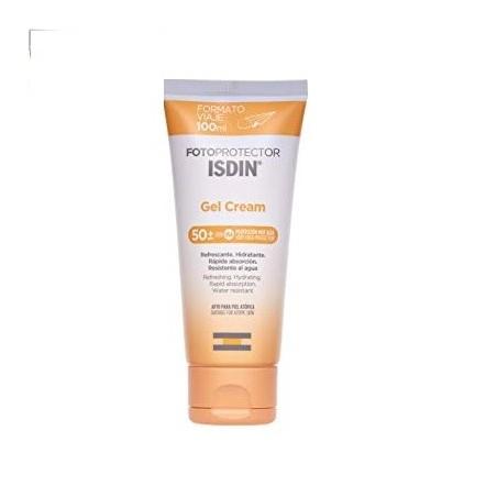 Isdin Fotoprotector Spf 50+ Gel Cream Formato viaje100ml