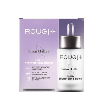 Rougj SmartFiller Efecto Simil Botox Serum 15ml