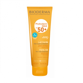Bioderma Photoderm MAX Spf 50+ leche familiar 250ml