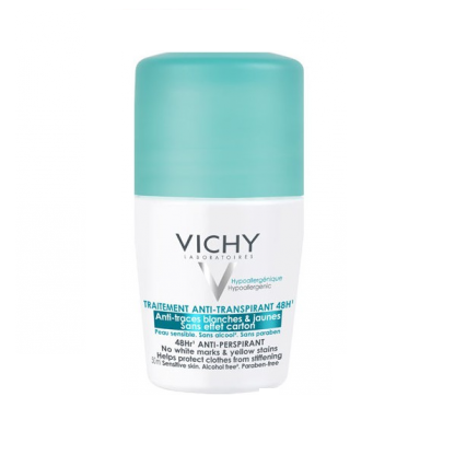 Vichy desodorante bola antimanchas pieles normales 50ml