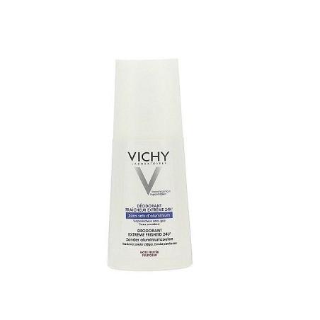 Vichy Desodorante ultra-frescor 24H Spray 100ml