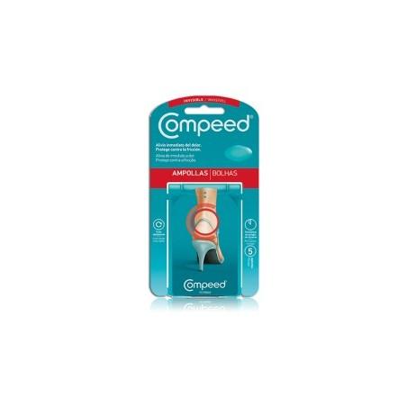 COMPEDD AMPOLLAS INVISIBLE 5 UNIDADES
