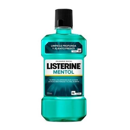 Listerine Mentol 500ml