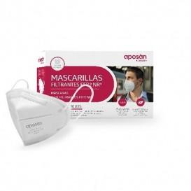 Aposan Mascarilla ffp2 5...