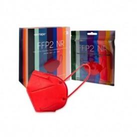 Mascarilla Mape ffp2 Rojo...