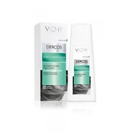 Vichy Dercos champu Sebo-control cabellos grasos 200ml