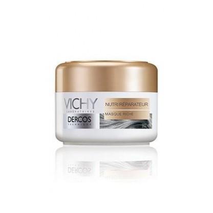 Vichy dercos mascarilla nutri-reparadora 200ml