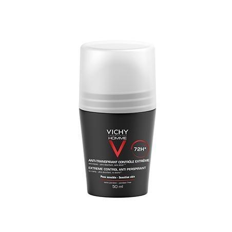 Vichy homme desodorante bola antitranspirante 50ml