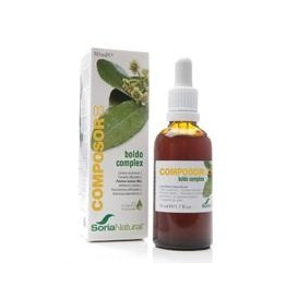 Soria natural composor 03 boldo complex 50ml