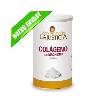 Lajusticia colageno con magnesio polvo 350gr