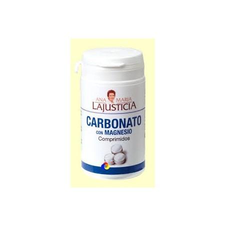 Lajusticia carbonato de magnesio 75comp
