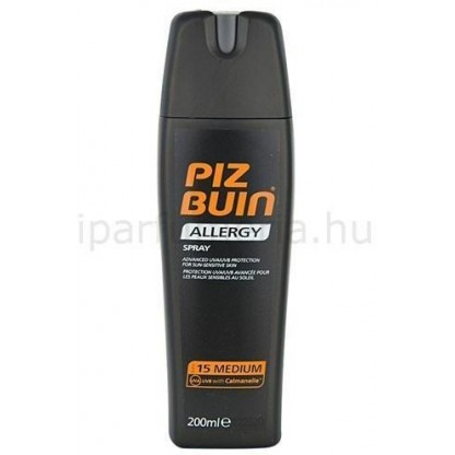 Piz buin spray allergy fps 15 proteccion media 200ml