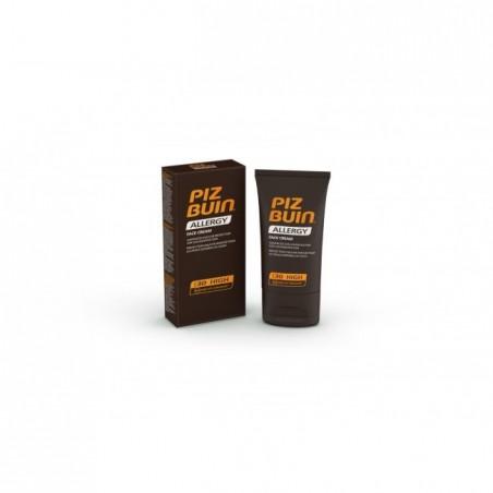 Piz buin crema facial allergy fps 30 proteccion alta 50ml