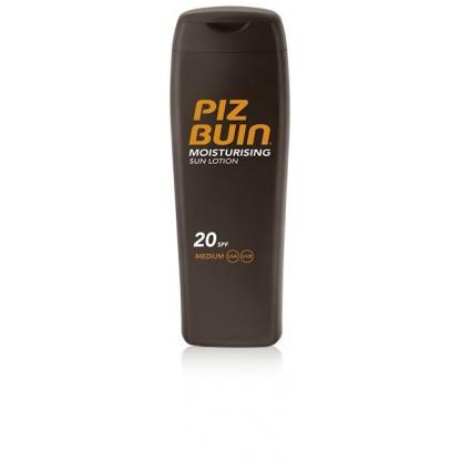 Piz buin moisturising locion solar hidratante fps 20 proteccion media 200ml