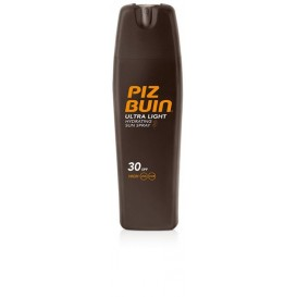 Piz buin spray solar hidratante ultra light fps 30 proteccion media 200ml