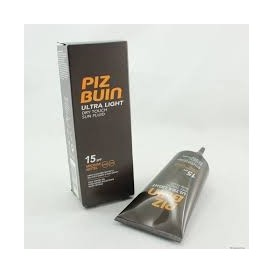 Piz buin ultra light dry touch fluido solar cuerpo fps 15 150ml