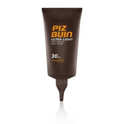 Piz buin ultra light dry touch fluido solar cuerpo fps 30 proteccion alta 200ml
