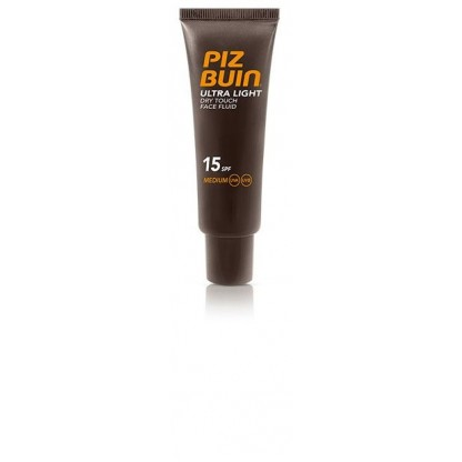 Piz buin ultra light dry touch proteccioin facial fps 15 proteccion media 50ml