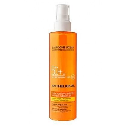 La roche posay anthelios aceite 50+ 200ml