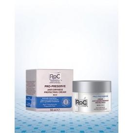 Roc pro preserve crema anti sequedad textura rica 50ml