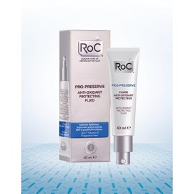 Roc pro preserve fluido anti sequedad 40ml