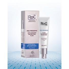 Roc pro preserve fluido anti sequedad 40ml