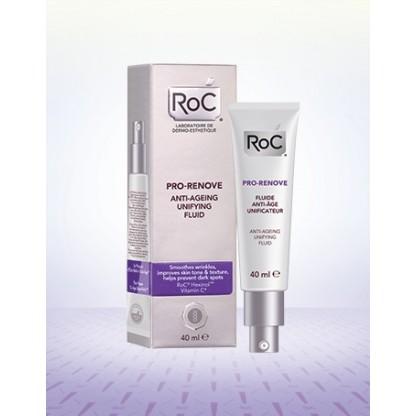 Roc pro renove fluido antiedad unificante 40ml