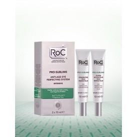 Roc pro sublime tratamiento antiedad perfeccionador ojos 2x 10ml