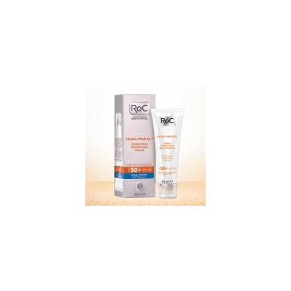 Roc sol protect crema nutritiva intensa spf 50+ 50ml