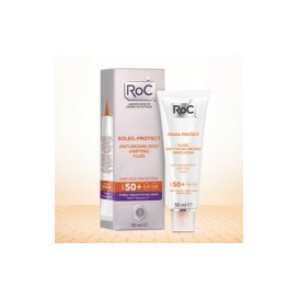 Roc soleil protect fluido anti manchas spf 50+ 50ml
