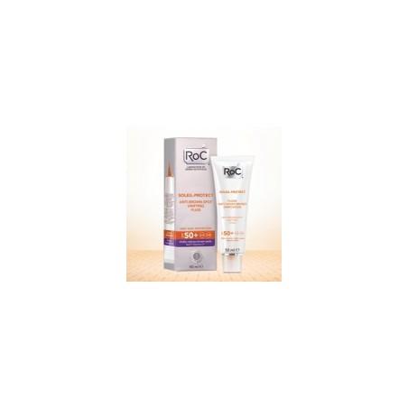 Roc soleil protect fluido anti manchas spf 50+ 50ml