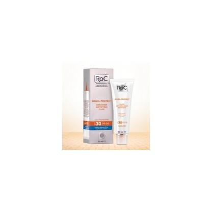 Roc soleil protect fluido matificante spf 30+ 50ml