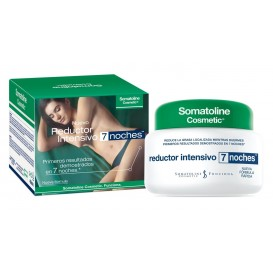 Somatoline cosmetic reductor intensivo noche 7 450ml
