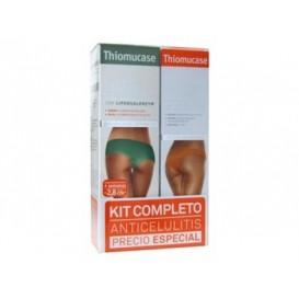 Thiomucase pack crema 200ml reductora +stick anticelulitis