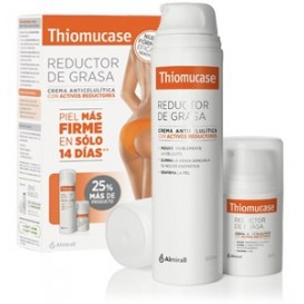 Thiomucase pack 200ml +50ml reductor crema