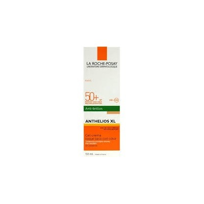 La Roche-Posay Anthelios SPF50+ gel-crema toque seco color 50ml