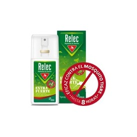 Relec Extra fuerte Repelente de Insectos Spray 75ml