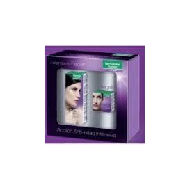 Dermatoline Lift Effect Tratamiento Facial: Serum Reparador Intensivo 30ml + Antiarugas día 15ml REGALO
