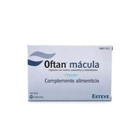OFTAN MACULA 90CAP