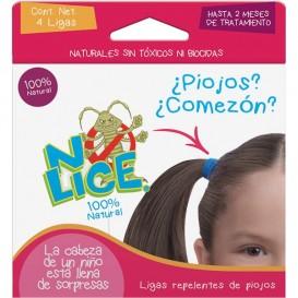 Coleteros No lice po-lice antipiojos 4 und