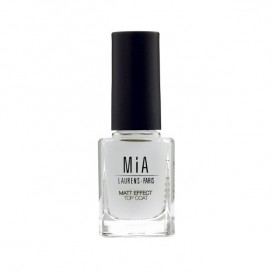 Mia Laurens esmalte de uñas 5 free Top Coat Efecto Mate 11ml