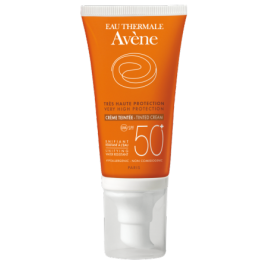 Avene Crema Coloreada SPF 50+ 50ml