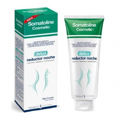 Somatoline Detox Reductor Noche 400ml