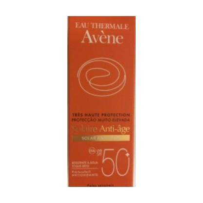 Avene Crema Anti-edad SPF 50+ 50ml