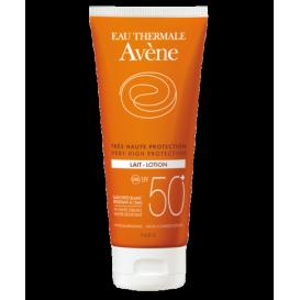Avene Solar Leche 50+ 250 ml